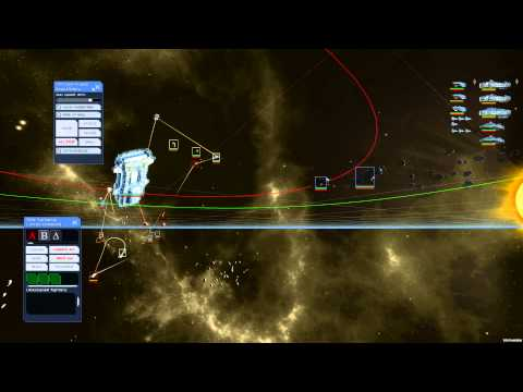 20 - Shallow Space RTS - Multiple selections and Asteroids