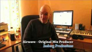 Green Martian, Nonstop2k and JFNash presents Airwave Remix Contest