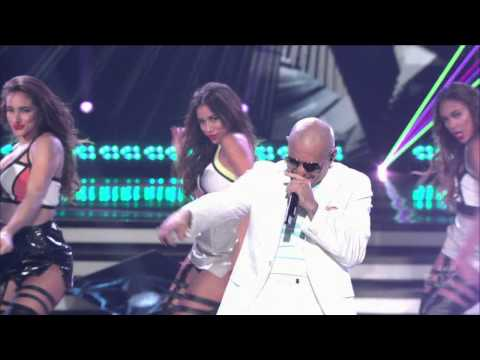 Pitbull F/ Chris Brown - Fun (American Idol Finale 2015)