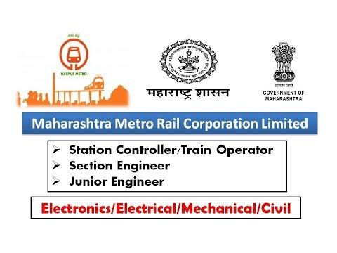 115 SC/TO/SE/JE | Nagpur Metro MMRCL Recruitment 2017