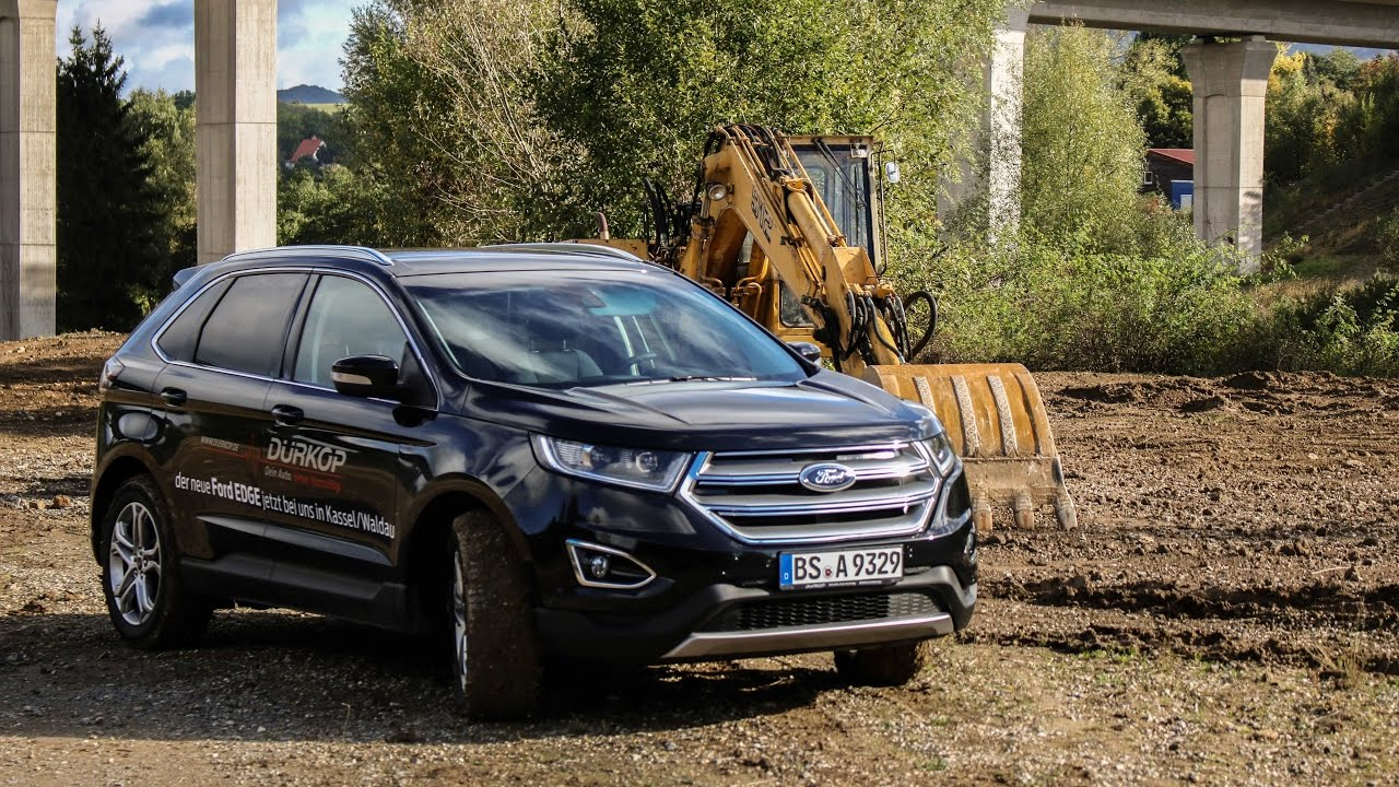 Im Test Ford Edge Titanium 2 0 BiTurbo TDCi The ProbefahrtBlog YouTube