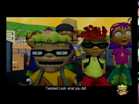 Rocket Power: Beach Bandits [09] 100% GameCube Longplay pt.1