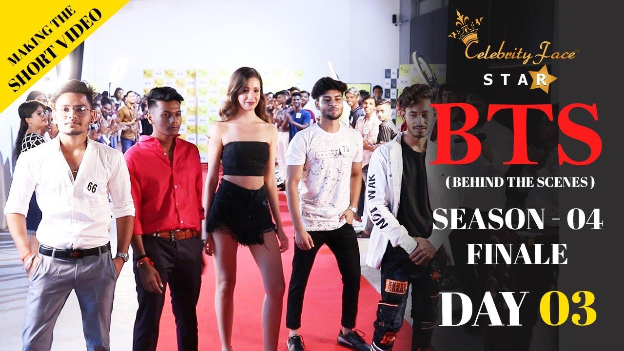 Celebrity Face Star Season 04 Finale in New Delhi -Behind The Scene Day 3 | Celebrity Face Originals