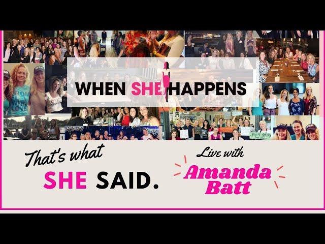 A conversation with Amanda Batt, Professional Organizer, Simplicity Created.