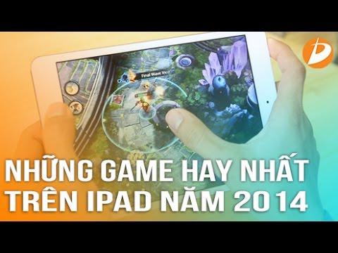 IPad những game hay nhất năm 2014