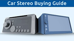 Car Stereo Buying Guide | Everything You Need to Know When Buying an Aftermarket Car Stereo