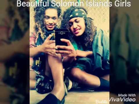 BEAUTIFUL SOLOMON ISLANDS GIRLS.