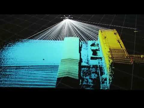 GNSS LiDAR ドローンによる3Dマッピング Drone 3D Mapping 早稲田大学 高等研究所