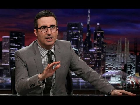 John Oliver the Hypocrite on Taxes