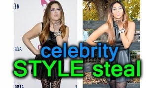 CELEBRITY STYLE STEALS | KHLOE KARDASHIAN OOTD + RPG SHOW cls017-s OMBRE HAIR