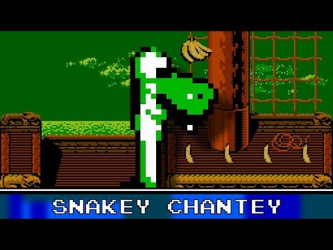 Snakey Chantey 8 Bit Remix - Donkey Kong Country 2: Diddy's Kong Quest