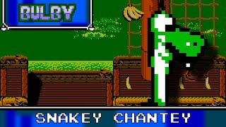 Snakey Chantey 8 Bit Remix - Donkey Kong Country 2: Diddy's Kong Quest