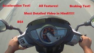 Hero Maestro Edge | Acceleration Test | Features of Maestro Edge | Haldwani