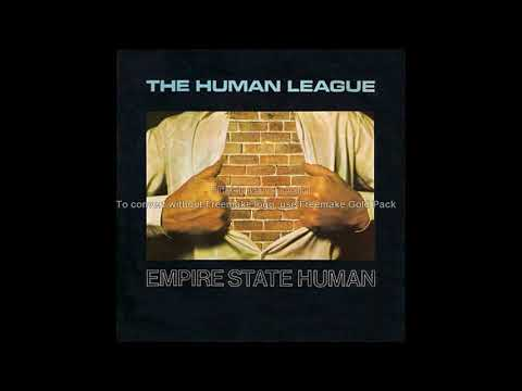 The Human League - Empire state human mp3