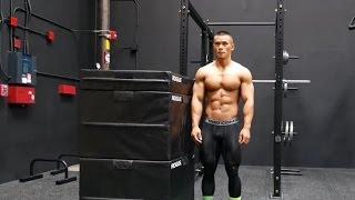 Squat & Sumo AMRAP, Box Jumps, XLs
