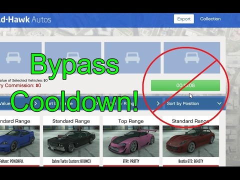 Patched Gta Online How To Export Vehicles Twice Before Getting Cooldown Pc