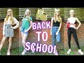BACK TO SCHOOL LOOK BOOK 2018!! 🎓🍎