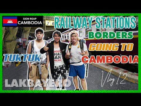 EP1/3 Lakbayero sa Cambodia (Travel Vlog 12)