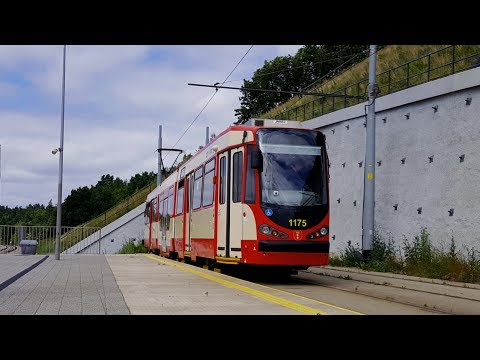 Tramwaje W Gdańsku 2017 | Trams In Gdansk 2017 | Straßenbahn In Danzig 2017