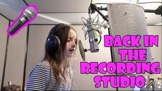 Download Annie's Back in the Recording Studio 🎤 (WK 337.7) | Bratayley