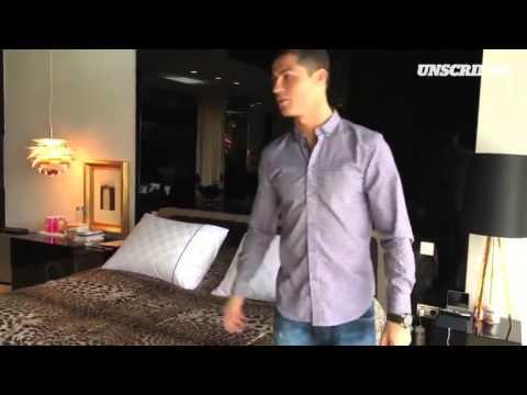 Cristiano Ronaldo vous fait visiter sa propriété de luxe - RTL - RTL