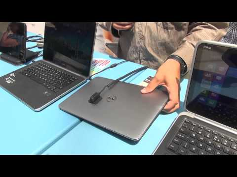 All-around 2013 Notebook Solutions By Dell