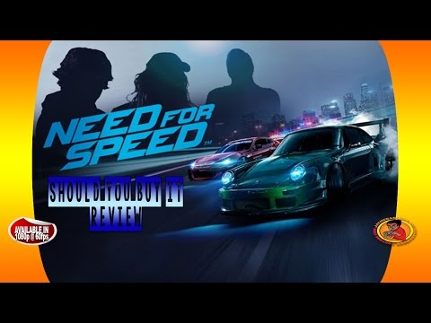 Need For Speed 2015 Should You Buy It Review For XB1 & PS4