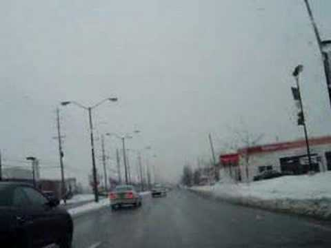 Drive to Work in Ottawa - Mohamed Rouicha Song