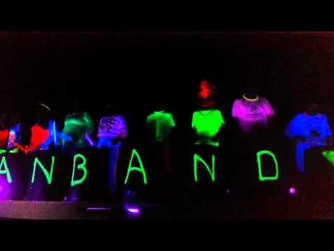 Coleman Trash Can Band!