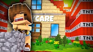 Minecraft Daycare - GOLDY BLOWS UP THE DAYCARE !? (Minecraft Roleplay)
