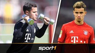 So viel nahm Coutinho bei Bayern zu | SPORT1 - DER TAG