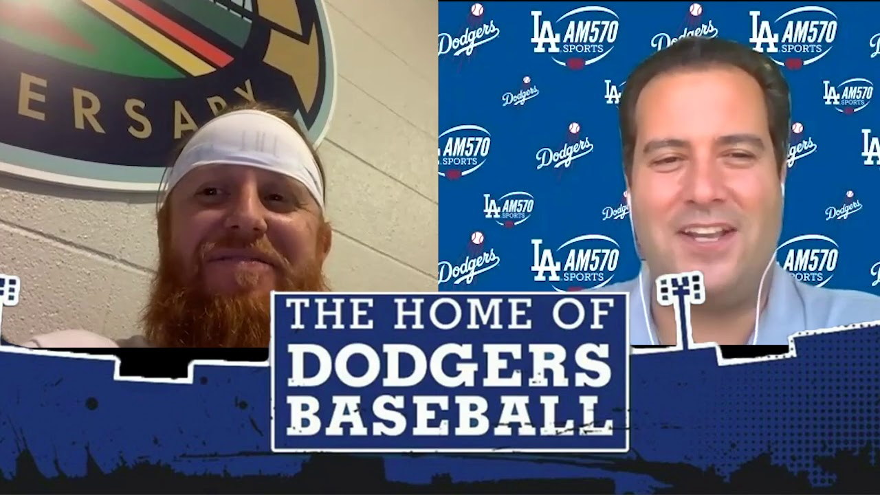 Dodgers To Honor Roberto Clemente Award Nominee Justin Turner ...