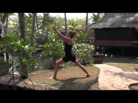 Yoga Teaching by Lizy