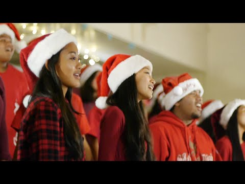 Maui High School Chamber Choir - All I Want For Christmas Is You