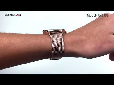 Armani Exchange Fashion AX5555 - Zegarek.net