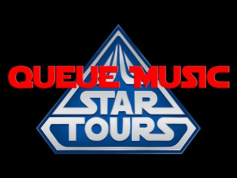 Star Tours: The Adventures Continue Queue Music Loop