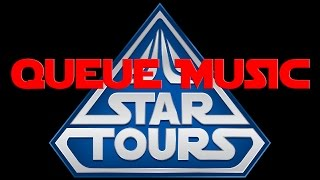 Star Tours: The Adventures Continue Queue Music Loop