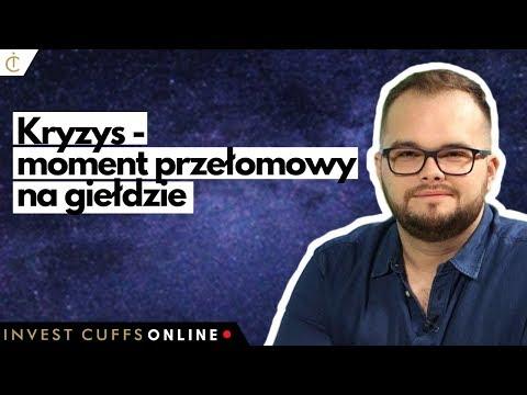 Kryzys - Moment Przełomowy Na Giełdzie | Tomasz Jaroszek [Doradca.TV]