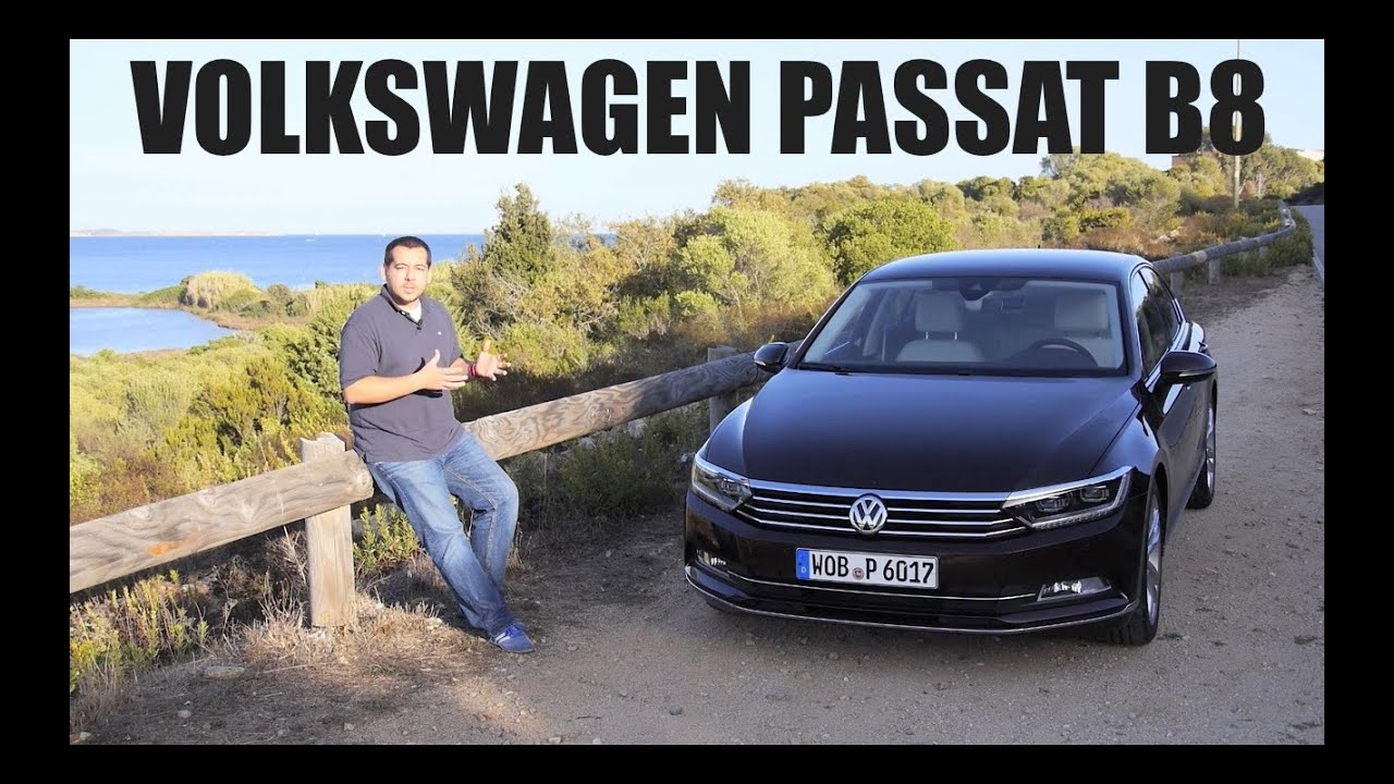 eng volkswagen passat b8 first test drive and review. Black Bedroom Furniture Sets. Home Design Ideas