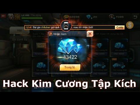 Tập Kích - Hướng Dẫn Hack Kim Cương Cực Khủng , VTC Phá Sản   F.A Channel VN