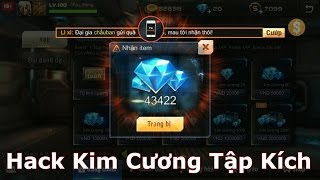 Tập Kích - Hướng Dẫn Hack Kim Cương Cực Khủng , VTC Phá Sản | F.A Channel VN