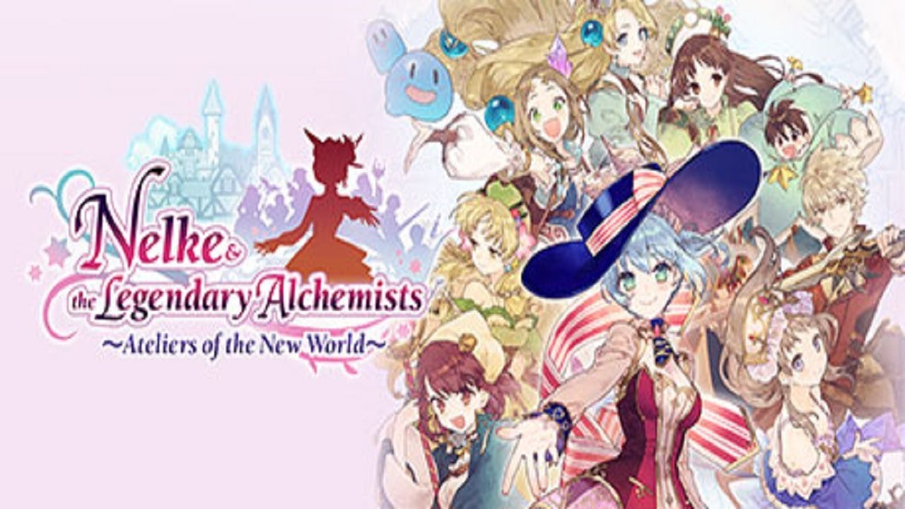 Atelier Seewhy Nelke The Legendary Alchemists Ateliers Of The New World