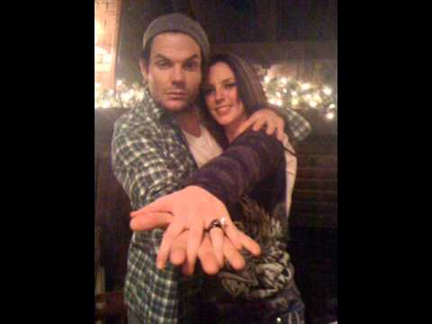 wwe and tna real couples 2 - YouTube