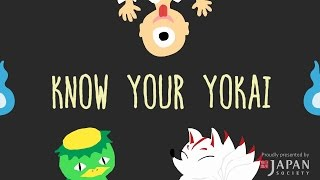 Know Your Yokai!