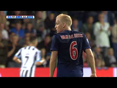 Eerbetoon voor Nouri in 34ste minuut bij Heracles - Ajax