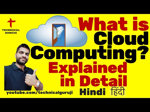 cloud in hindi Cloud storage is a model of data storage in which the digital data is stored in logical pools, the physical storage spans multiple servers (and often locations), and.