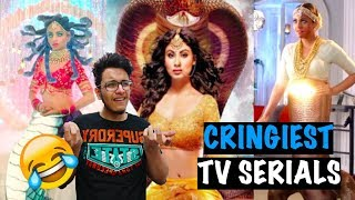 Dumbest Indian TV Serials | The Cringe is Unreal