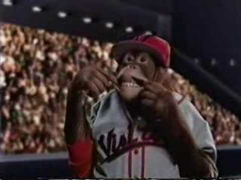 Monkey-ed Movie: Braves Baseball