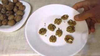Как колоть грецкие орехи на продажу(Моя страница ВКонтакте: https://vk.com/brybak Мой сайт: http://brybak.ru/ Я тут на днях подумал, что если иметь свои собственн..., 2015-10-20T15:56:50.000Z)