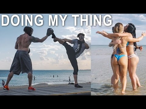 I'M GONNA DO MY THING | Australia | Arnold Classic Expo 2016 (Part 1)